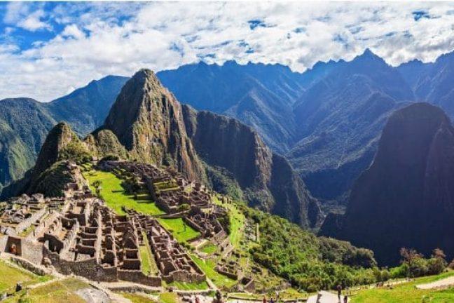 Le Pérou va planter un million d'arbres autour du Machu Picchu