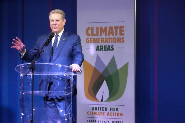 Al Gore : le héros du climat de retour sur la croisette
