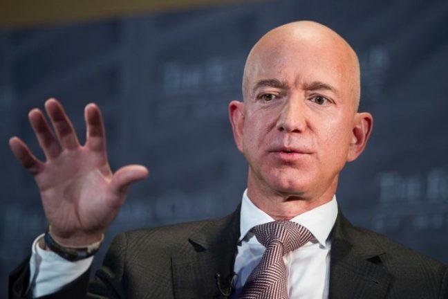 Jeff Bezos promet 10 milliards de dollars pour lutter contre le changement climatique