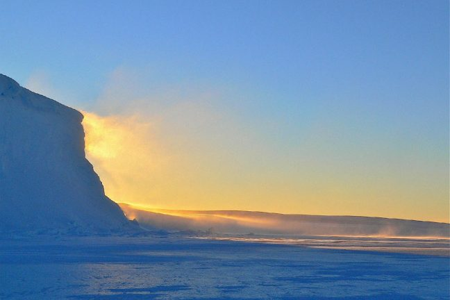 L'Antarctique vit les périodes les plus chaudes de son histoire