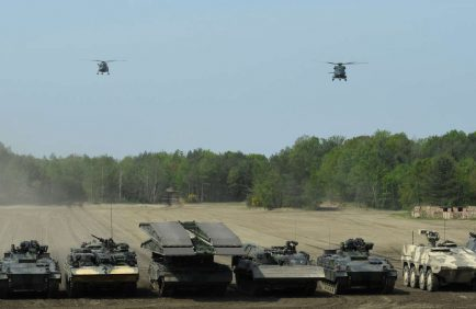 De hauts responsables de l'OTAN et de l'UE plaident pour l'unité climatique entre les États-Unis et l'UE