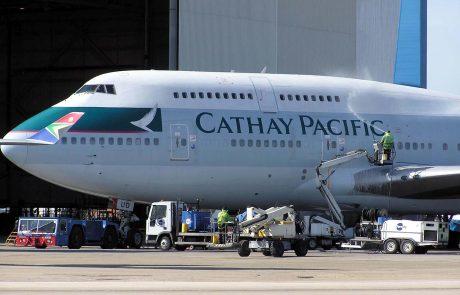 Cathay Pacific : du biocarburant pour réduire ses émissions de CO2 de 80%