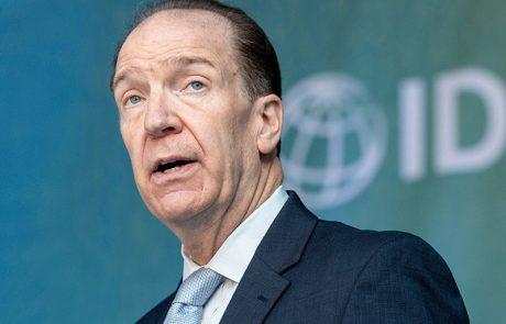 La Banque mondiale confirme les éléments clés du nouveau plan d'action climatique