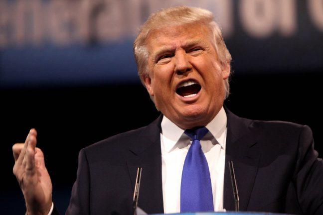 Donald Trump annonce le retrait des États-Unis de l'accord de Paris sur le climat