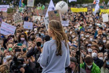 La jeunesse mondiale descend dans la rue pour lutter contre le changement climatique