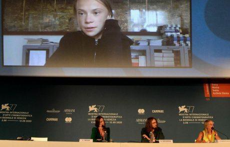 Le monde dans le déni de l'action climatique 5 ans après l'accord de Paris, selon Greta Thunberg