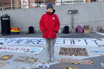 Greta Thunberg ne se rendra pas à la conférence des Nations Unies sur le climat en Écosse
