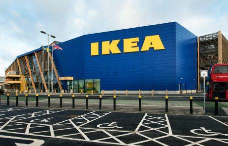 IKEA réduit son empreinte climatique pour la première fois
