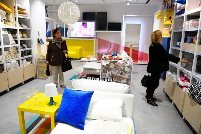 Ikea proposera désormais de racheter ses propres meubles à ses clients