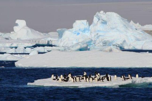 L'air le plus pur de la Terre se trouve en Antarctique