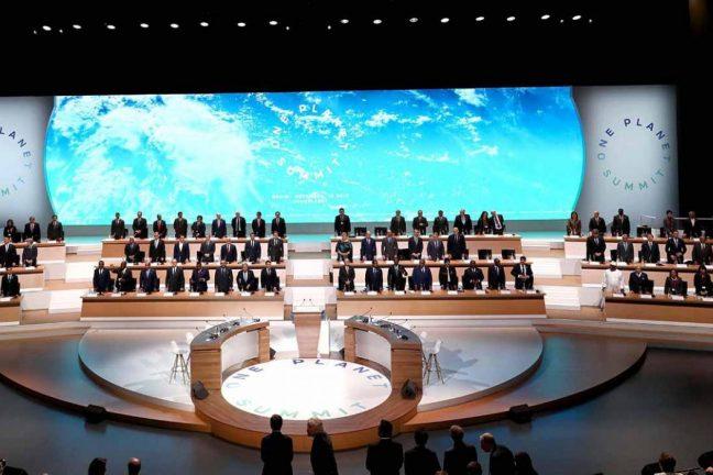 One Planet Summit: les dirigeants mondiaux organiseront un sommet virtuel sur le climat