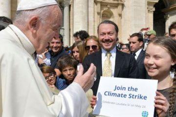 Le Pape incite à stopper les investissements dans les entreprises non engagées dans l'environnement
