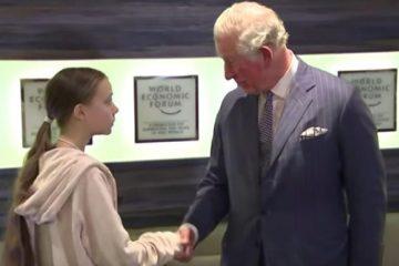Le Prince Charles lance une initiative de développement durable à Davos