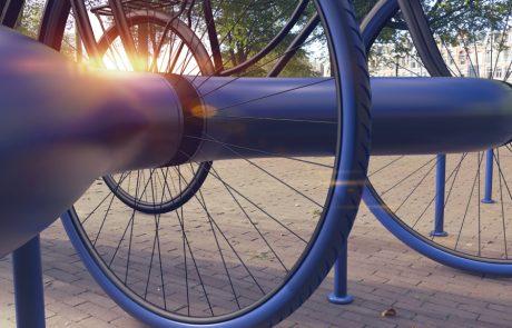 Amsterdam recycle l'énergie des cyclistes