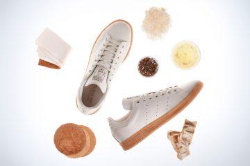 Adidas travaille sur une paire de sa légendaire Stan Smith en cuir champignon