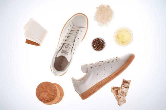 Adidas travaille sur une paire de sa légendaire Stan Smith en cuir de champignon