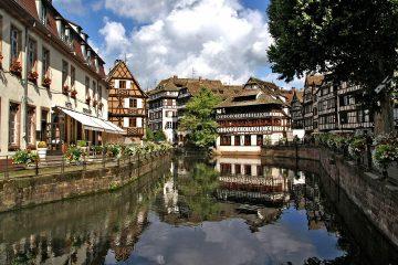 Strasbourg : un marché flottant pour acheter ses fruits et légumes