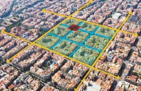 Les superblocs de Barcelone, le futur modèle des métropoles