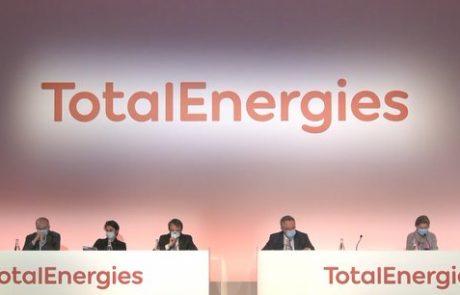 Total deviendrait TotalEnergies en mai 2021 pour appuyer son changement de stratégie