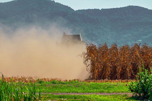 Sécheresse : le gouvernement lance des mesures d'aide aux agriculteurs