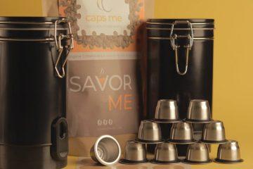 Caps Me, la nouvelle solution au recyclage des capsules de café