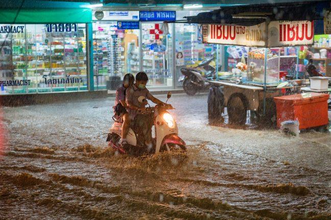 Les catastrophes naturelles de 2017 moins destructrices que d'habitude