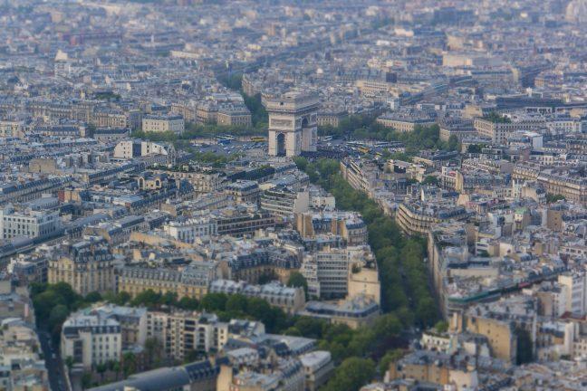 Métropole du Grand Paris : interdiction de circuler pour les voitures polluantes
