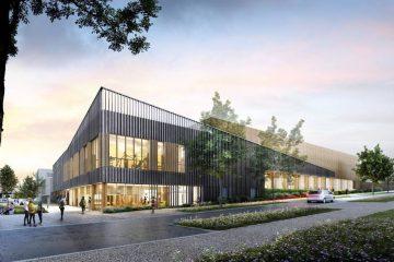 Clermont-Ferrand entame la construction de son premier équipement municipal à énergie positive