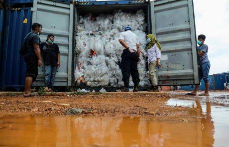 La Malaisie renvoie plus de 300 conteneurs de déchets plastiques illicites
