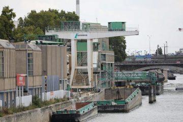 Le cimentier Lafarge accusé de pollution dans la Seine