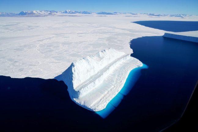 L'effondrement de la dernière banquise arctique entièrement intacte du Canada