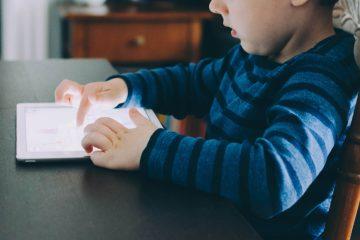 Le Sénat souhaite protéger les enfants de la surexposition aux écrans