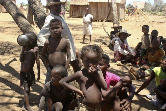La sécheresse à Madagascar pousse 400 000 personnes vers la famine indique l'ONU