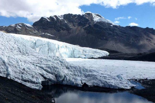 Les glaciers péruviens ont diminué de 30% depuis 2000