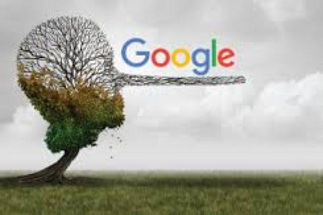 Google finance des groupes climato-sceptiques