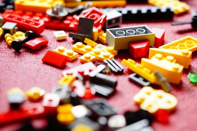 Lego à la recherche de la brique respectueuse de l'environnement