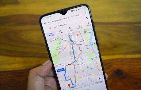 Google Maps va commencer à diriger les conducteurs vers des itinéraires «écologiques»