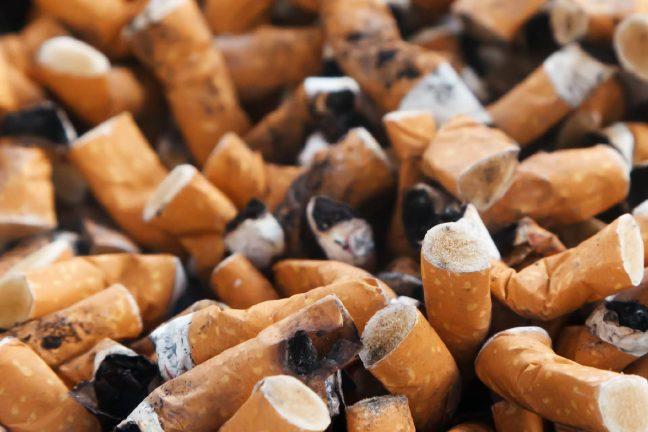 Une entreprise de Brest se lance dans le recyclage et la revalorisation des mégots