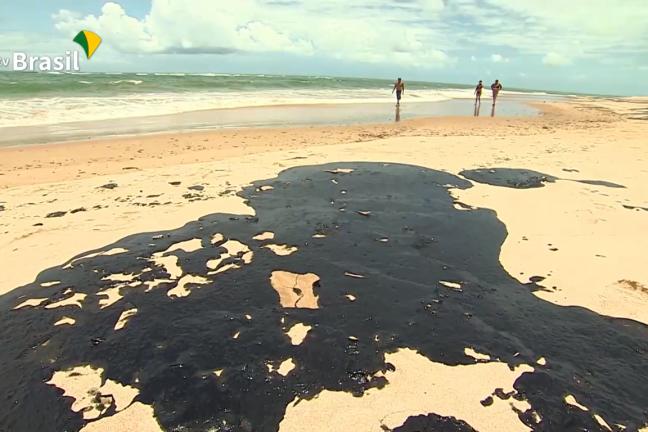 Brésil : un mystérieux déversement de pétrole menace la biodiversité marine