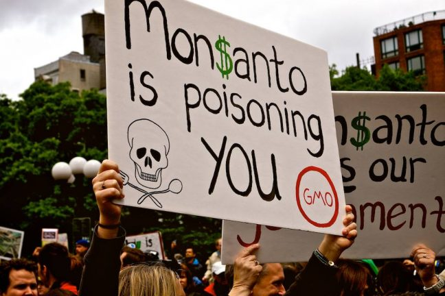Monsanto reconnu coupable de crime contre la nature