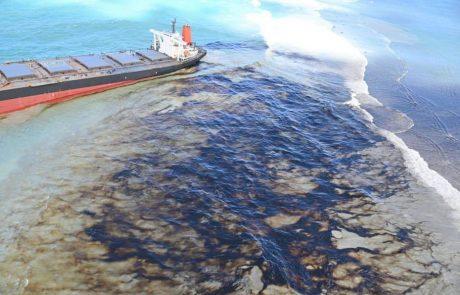 Le nettoyage de la marée noire à Maurice devrait être achevé d'ici janvier