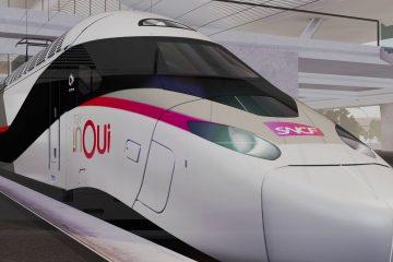 Le nouveau TGV sera en service pour les JO de 2024