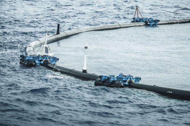 Les difficultés d'Ocean Cleanup à ramasser le plastique en mer