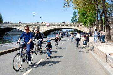 Comment les voies cyclables transforment Paris
