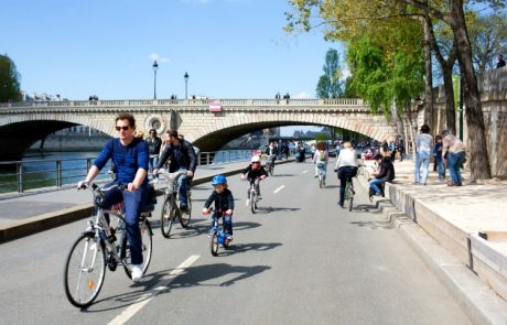 Comment les voies cyclables transforment Paris