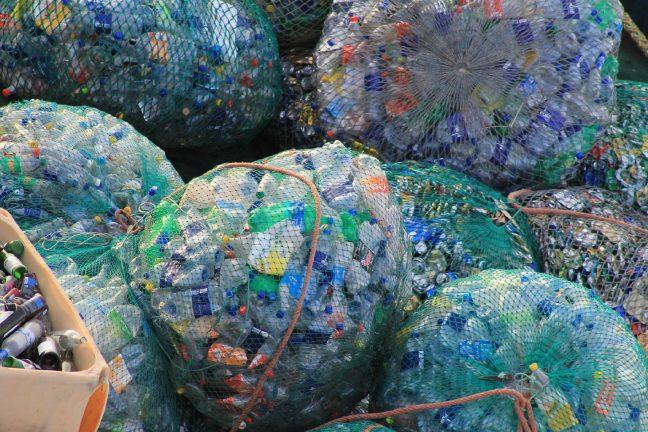 Recyclage du plastique : des progrès à faire pour la France