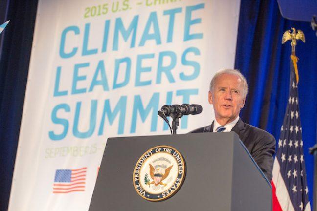 La revue scientifique «Nature» apporte son soutien à Joe Biden