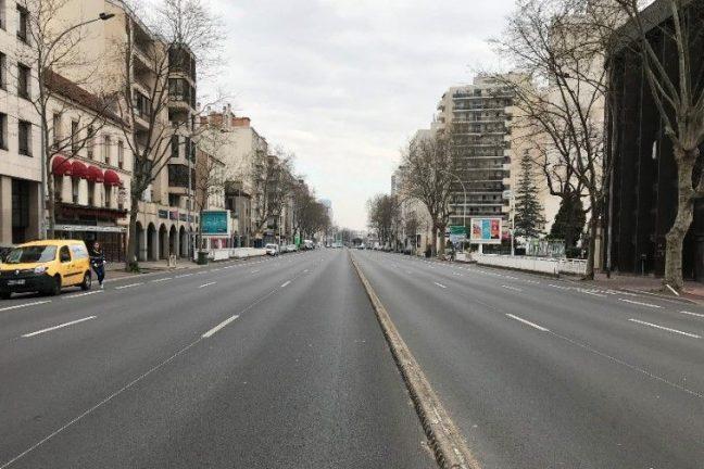Le confinement entraîne une baisse de 20 à 30% de la pollution atmosphérique à Paris