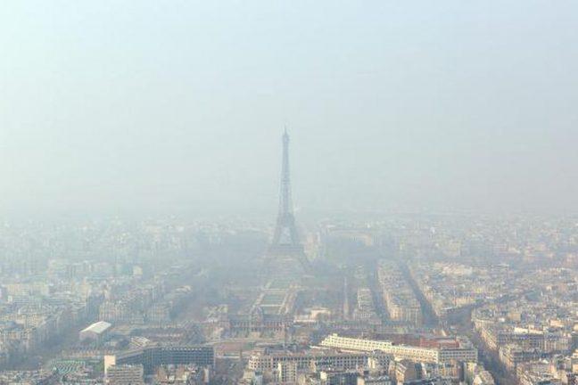 L'UE poursuit la France pour la deuxième fois en justice pour pollution atmosphérique
