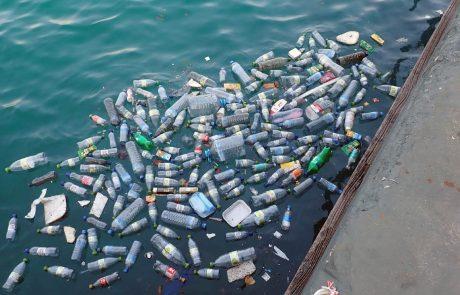 Première collecte de plastique réussie pour l'innovation de The Ocean Cleanup